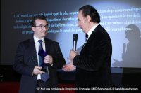 Remise des Digital Awards de l'Impression Numérique 2014