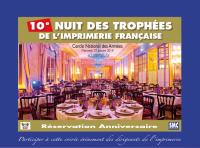 10e nuit des trophées de l'imprimerie