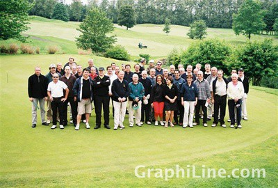 Photo Photo reportage : 55 participants au 20ème tournoi de Golf de l'imprimerie Sego (95)