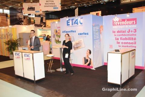 Photo Etac étiquettes