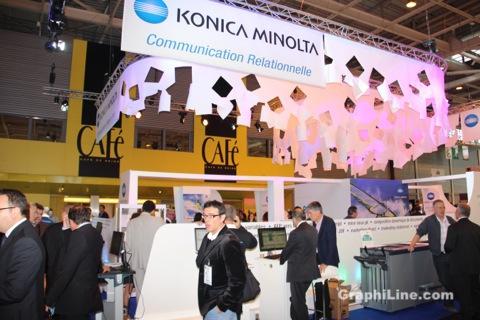 Photo Konica Minolta