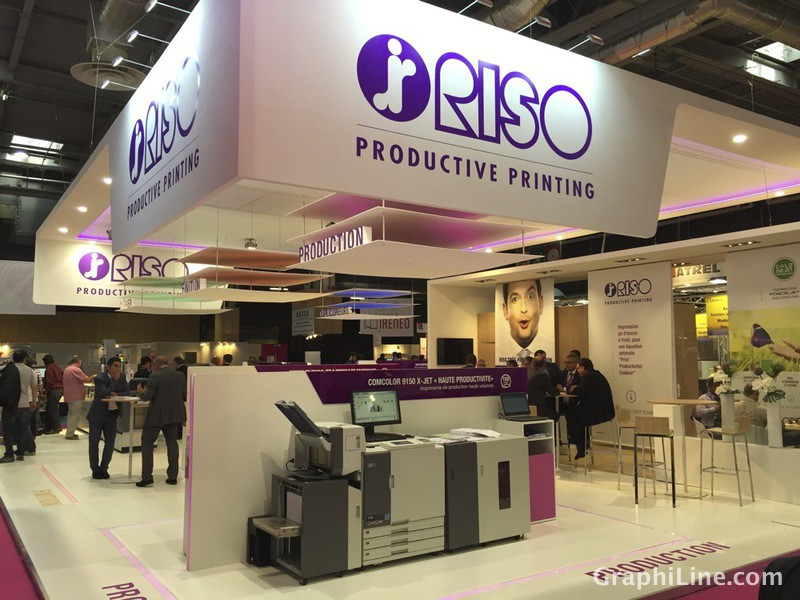 Photo Graphitec 2015 - Riso