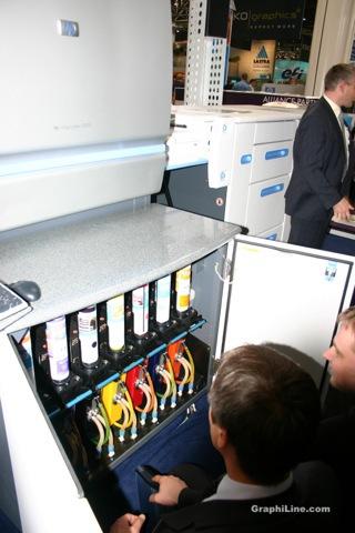 Photo HP présente ses produits