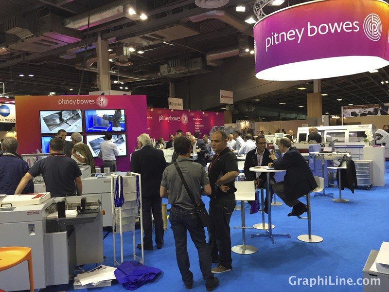 Photo Graphitec 2015 - Pitney Bowes