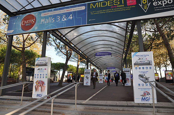 Photo Salon Cartes 2012