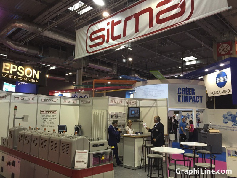 Photo Graphitec 2015 - Sitma