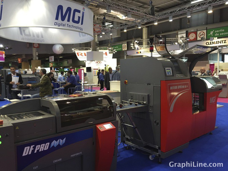 Photo Graphitec 2015 - MGI