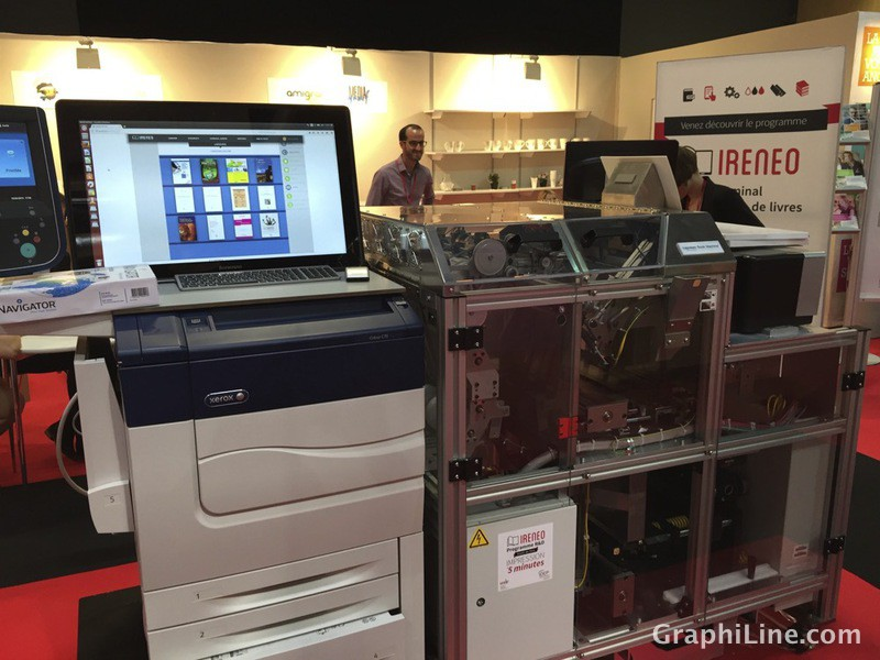 Photo Graphitec 2015 - Projet Ireneo