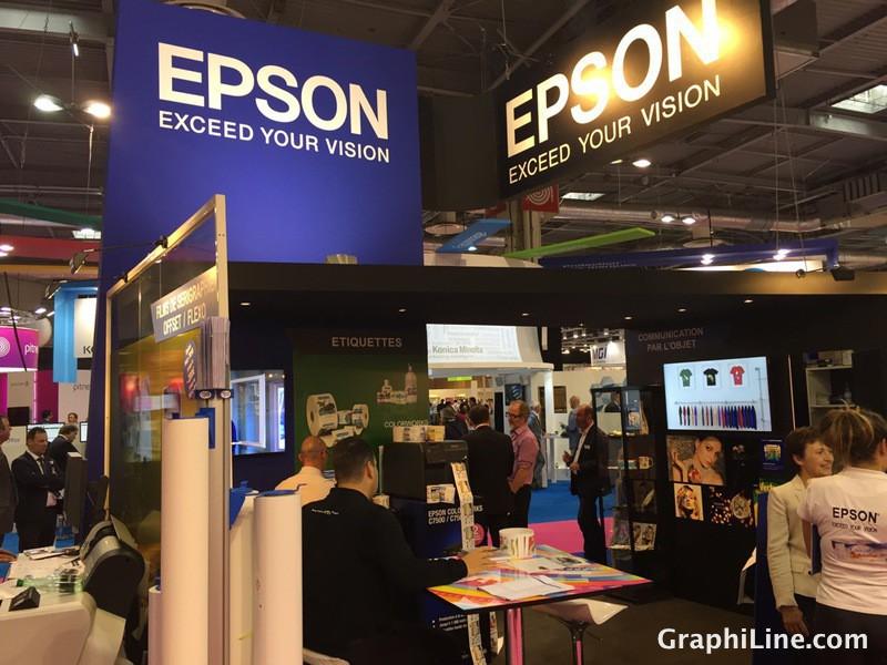 Photo Graphitec 2015 - Epson