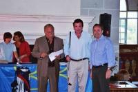Remise prix trophée de Golf de l'imprimerie Sego (95)